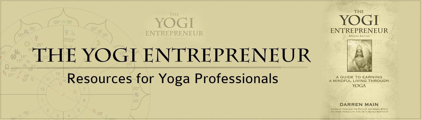 The Yogi Entrepreneur